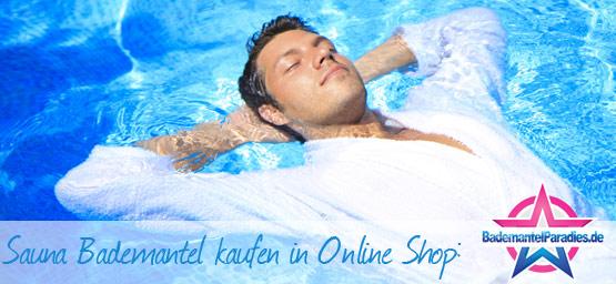 Saunamantel online bestellen