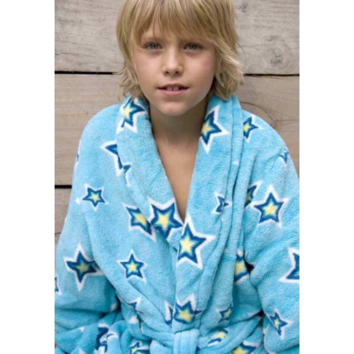 Kinderbademantel Little stars