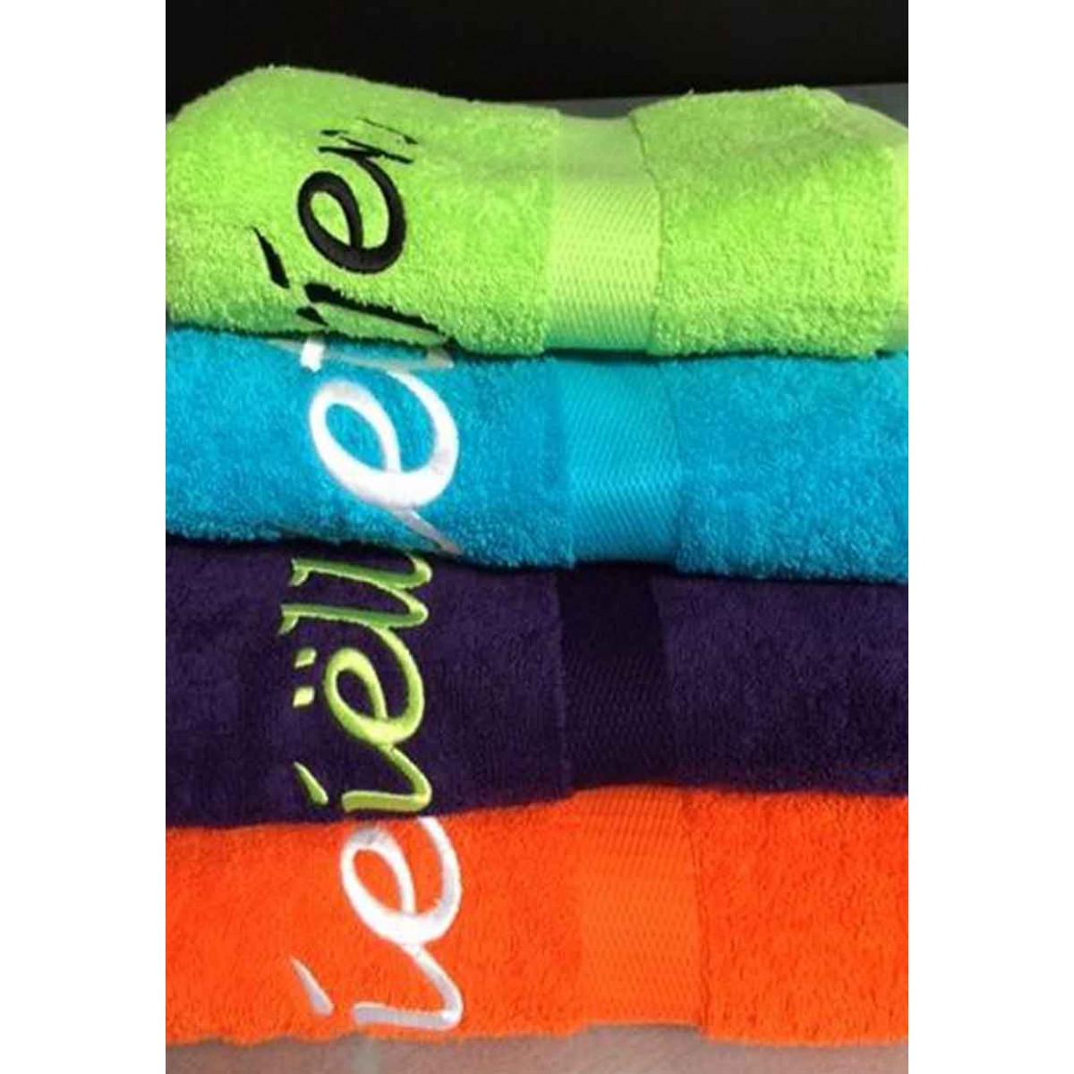 Handtücher besticken mit namen