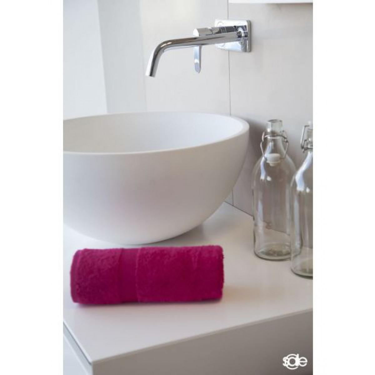 Badetücher rosa