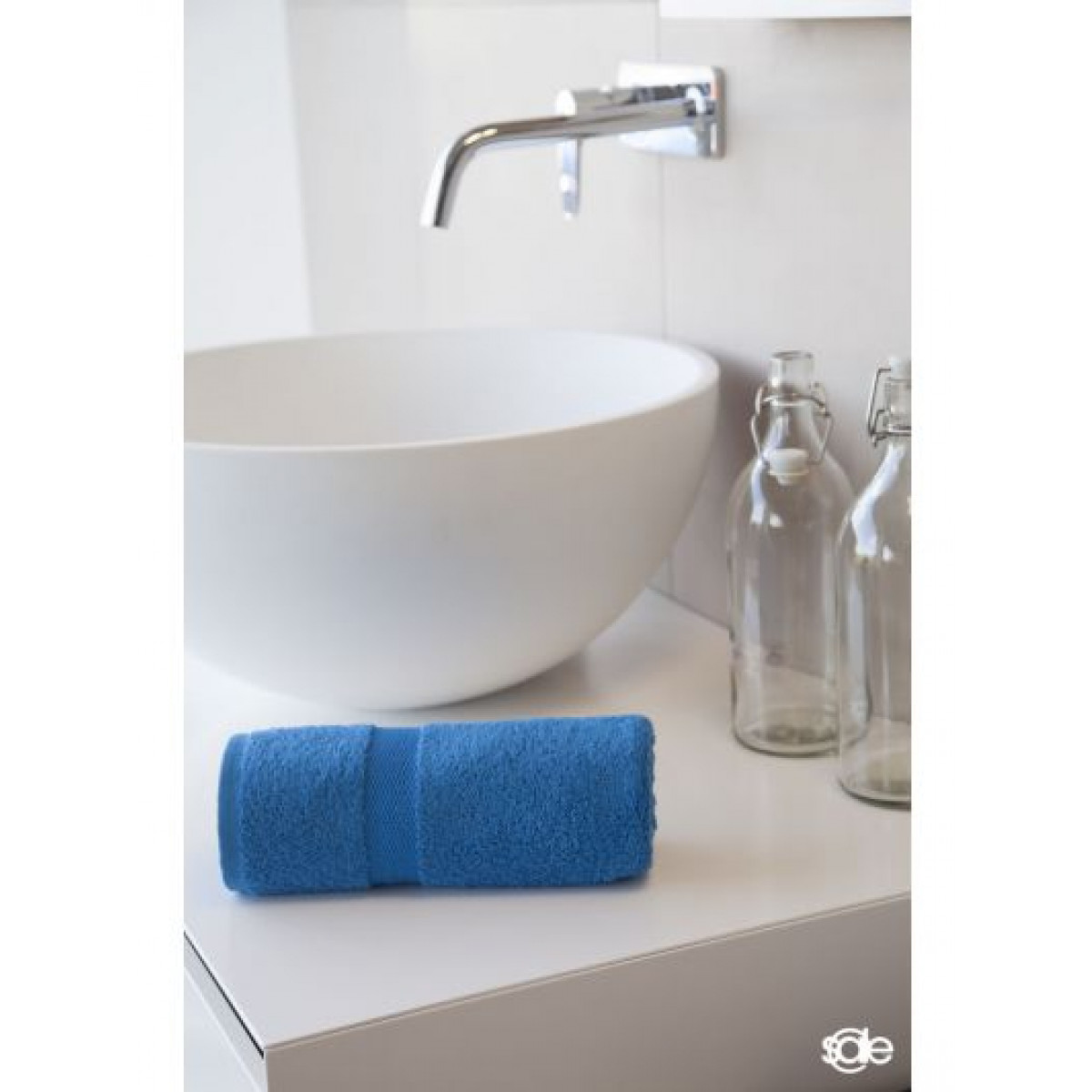 Handtücher kobaltblau