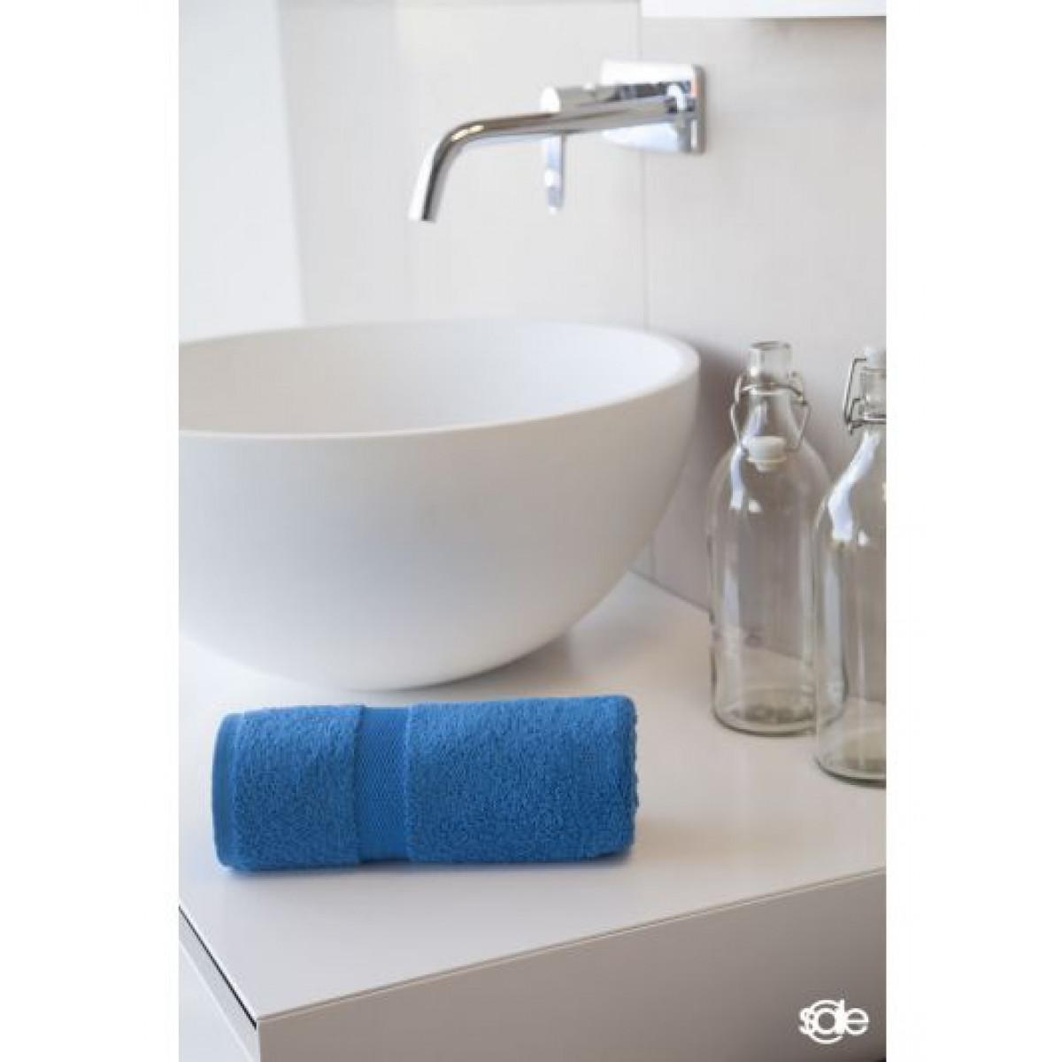 Badetücher kobaltblau