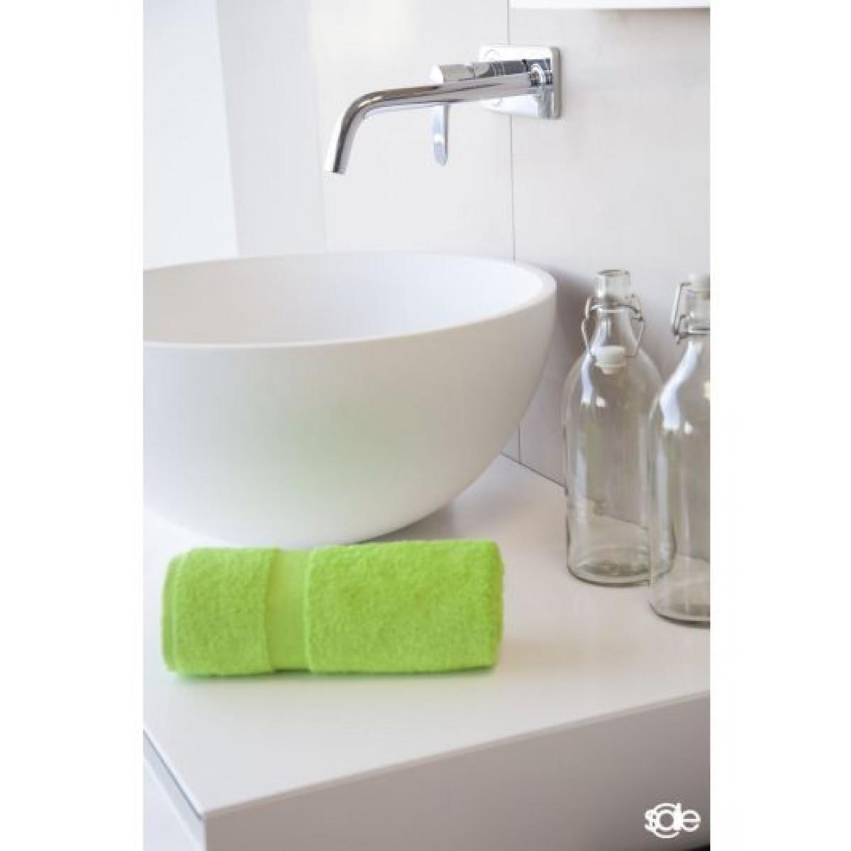 Badetücher hellgrün