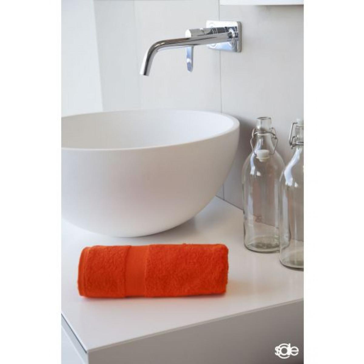 Handtücher orange