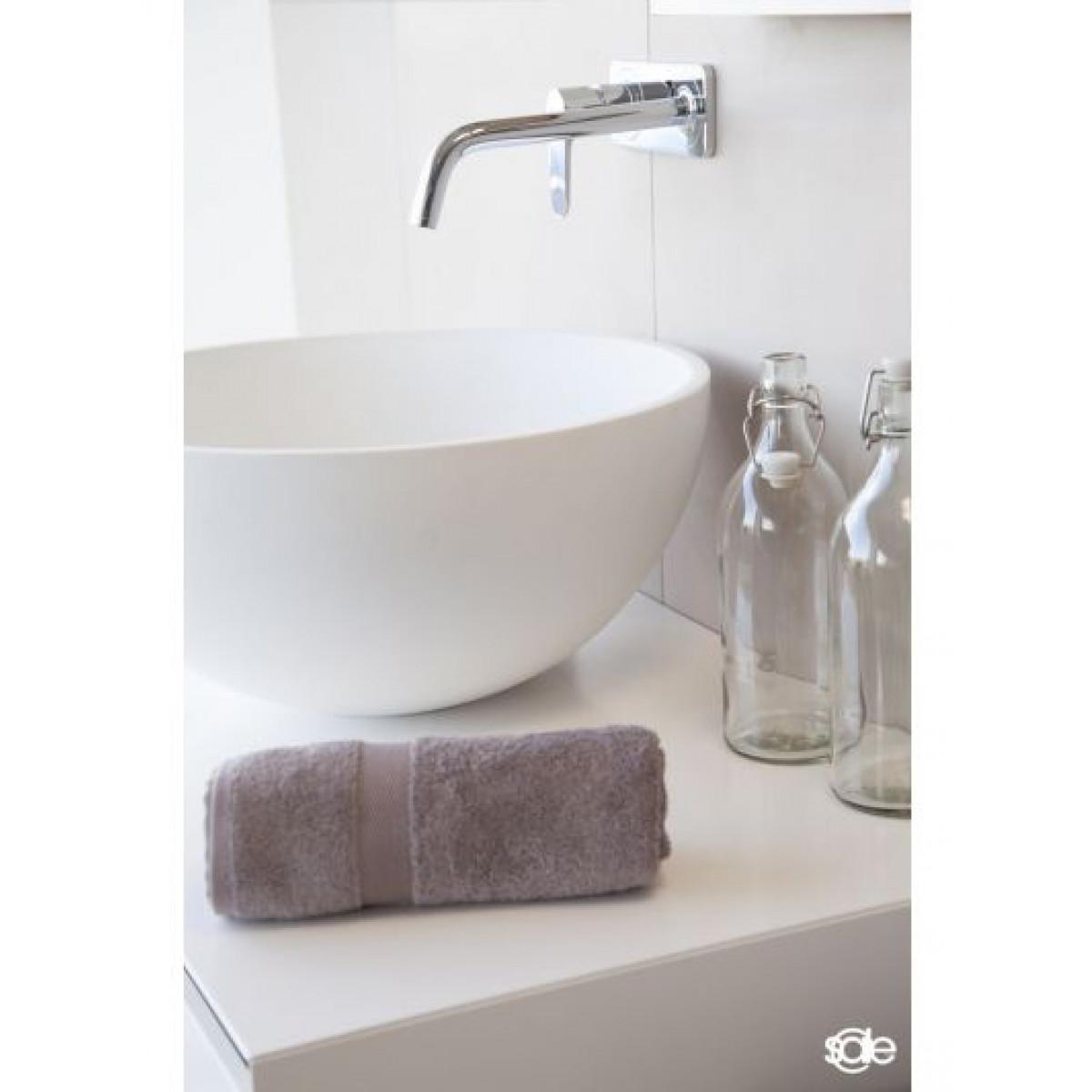 Handtücher  taupe
