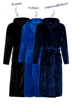 Besticken von Bademänteln aus Fleece