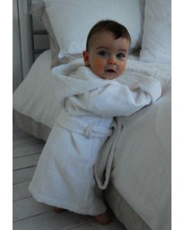 Baby bademantel