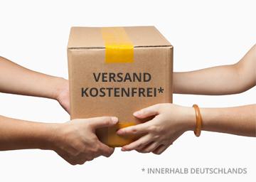 Versandkostenfrei in Deutschland
